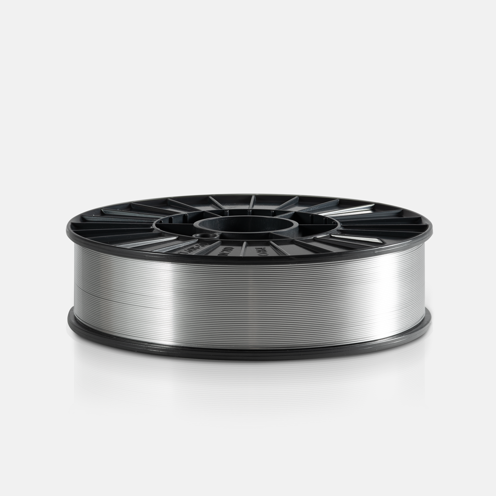 Aluminum Welding Wire Side View