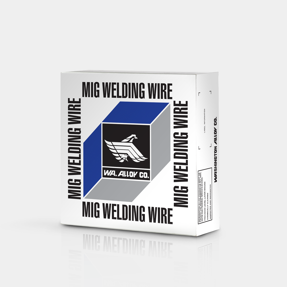 Mig Welding Packaging Washington Alloy